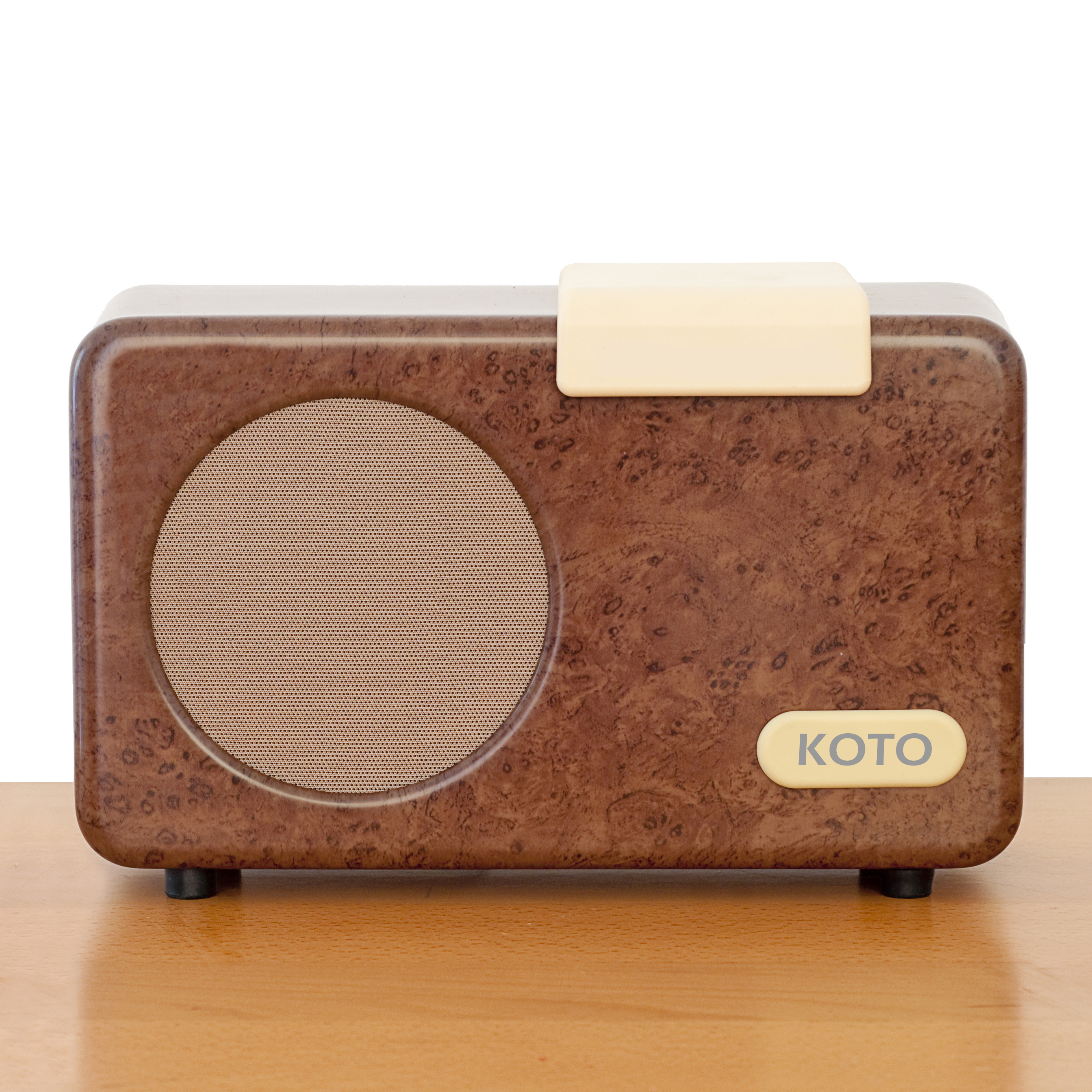 OER Music player Radio Walnoot - Radio voor dementerende