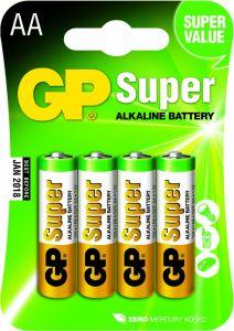 AA batterijen - 4 stuks