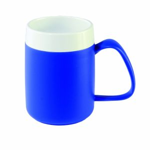 Ornamin warmhoudbeker  blauw OR206BL