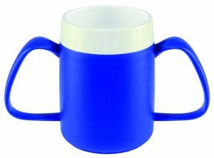 Ornamin conische ergobeker  blauw OR815BL