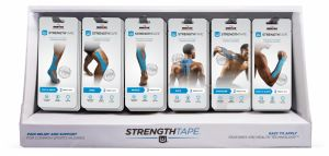 StrengthTape Display Mini kits  36 kits PR15566
