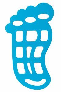 Anti-slip figuren- Bigfoot