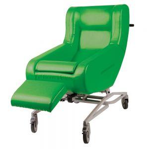 Verpleegrolstoel Doris, groen