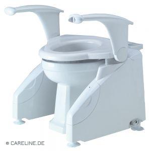 Verhogingen voor Solo toiletlift, set van 4