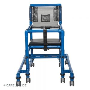 PCS® looprek hoogteverstelbaar, blauw
