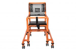 PCS® looprek hoogteverstelbaar, oranje