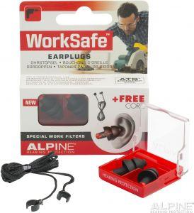 WorkSafe oordopjes  1 paar AL200232-S