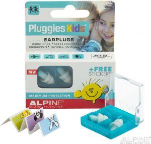 Pluggies Kids oordopjes  1 paar AL200236-S