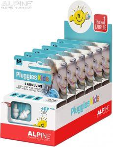 Pluggies Kids display  6 stuks AL200236