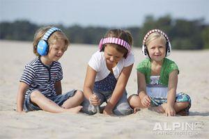 Alpine Muffy oorkappen gehoorbescherming