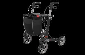 Athlon carbon fiber rollator