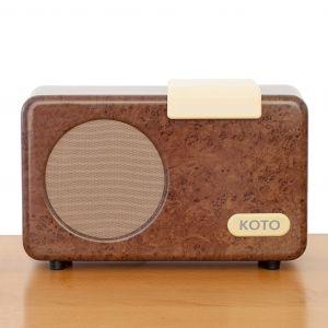 OER Music player Radio Walnoot / Radio voor dementerende