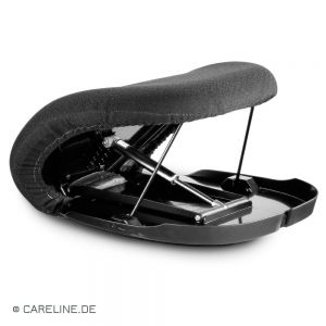 Zitlift CARELIFT, zwart, 35–105 kg
