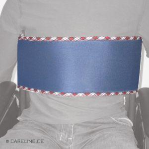 Fixeerriem met kliksluiting, borstriem voor bed, 250 cm