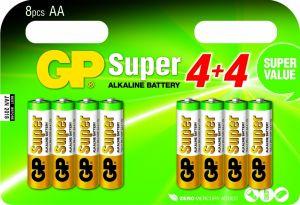 AA batterijen multipack - 8 stuks