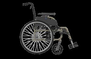 Rehansense Icon 20 rolstoel 45cm