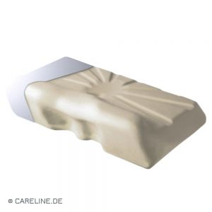 Slaapkussen Ergo XL, uit visco-elastische schuimstof