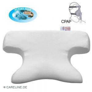 CPAP slaapkussen, uit visco-elastische schuimstof