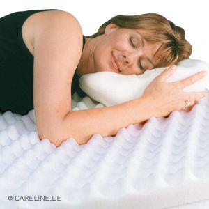 Noppenschuim matras-oplegger