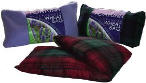 Heat Bag Lavendel Purple Fleece