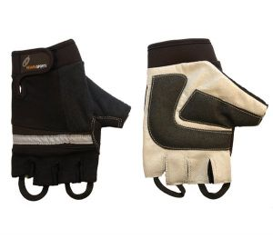 RevaraSports handschoen Zwart XXL PR35183BK-XXL