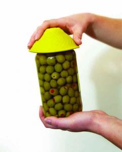 Able2 anti-slip pottenopener