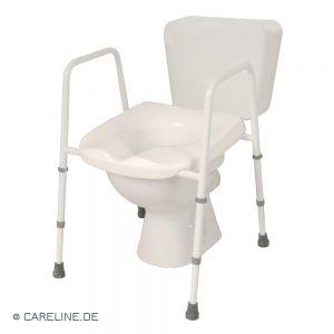 Elite toiletsteunrek, tot 190 kg