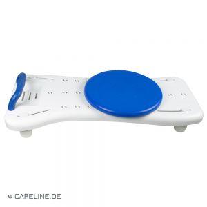 AQUASAFE® badplank, met draaischijf