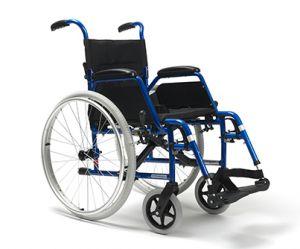 Transport rolstoel Bobby