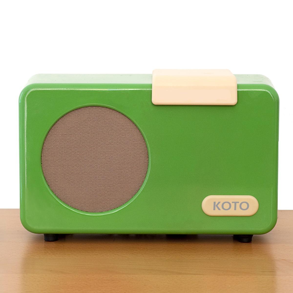 OER Music player Radio Groen - Radio voor dementerende