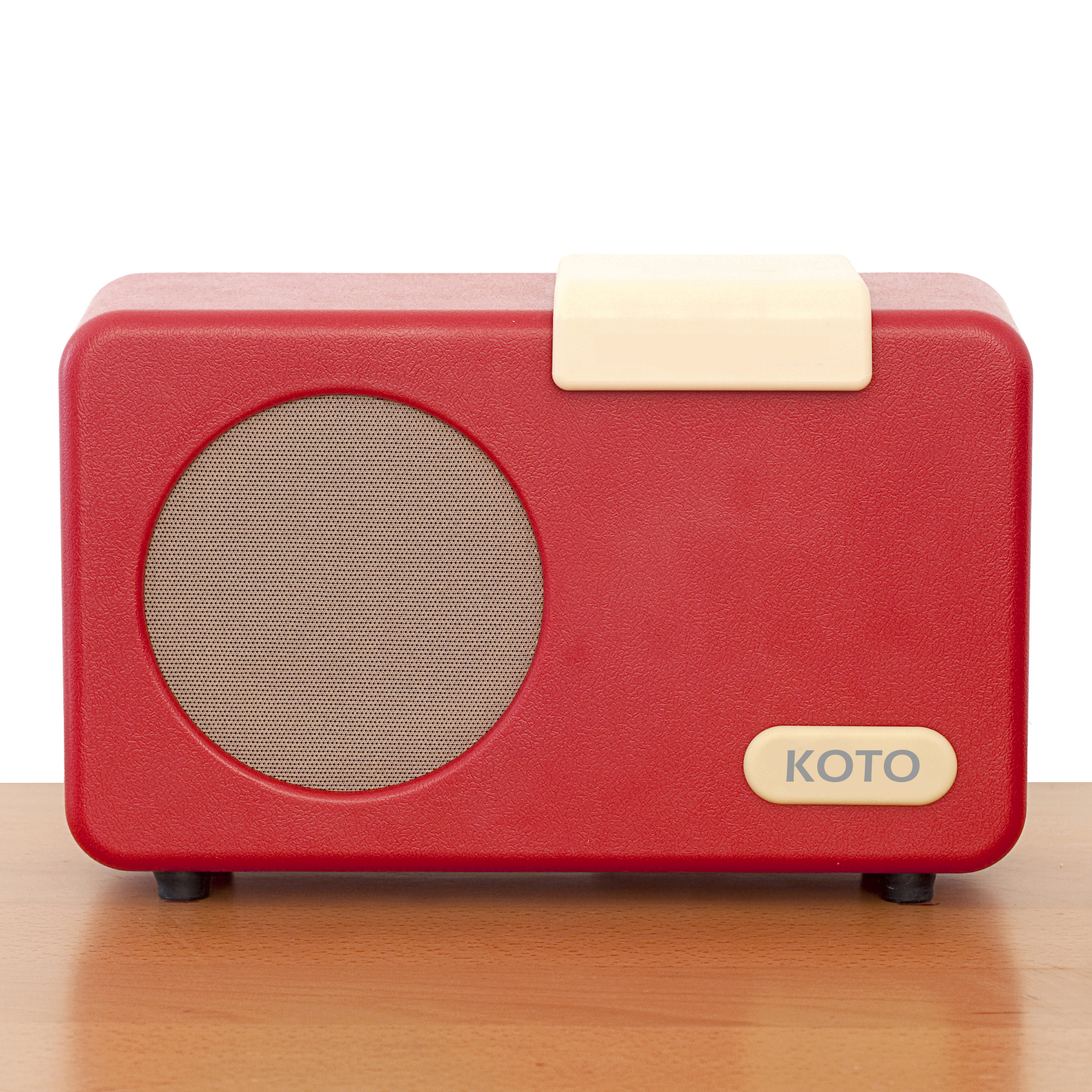 OER Music player Radio Rood - Radio voor dementerende