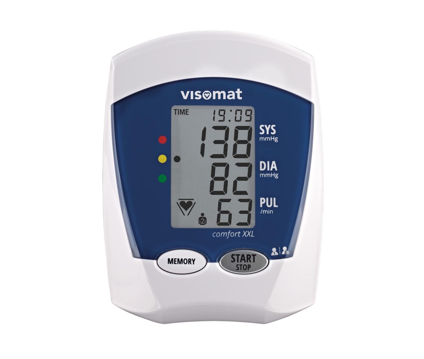 Bloeddrukmeter Visomat ComfortXXL